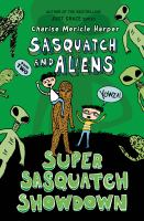 Super Sasquatch Showdown