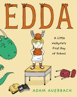 Edda : a little Valkyrie's first day of school