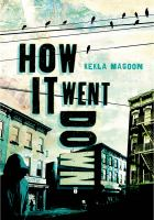 Cover of How It Went Down