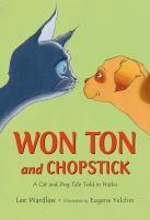Won Ton and Chopstick