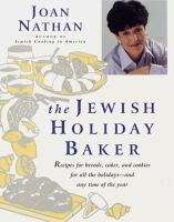 The Jewish Holiday Baker