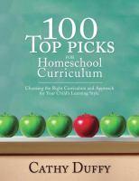 100 Top Picks for Homeschool Curriculum