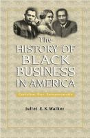 The History of Black Business in America