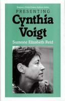 Presenting Cynthia Voigt