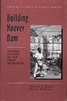 Building Hoover Dam