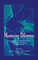 Mentoring Dilemmas: Developmental Relationships Within Multicultural Organizations (Applied Social Research)