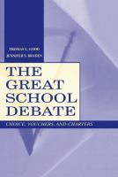 The Great School Debate