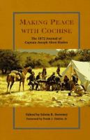 Making Peace With Cochise