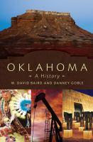 Oklahoma, A History