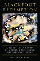 Blackfoot Redemption