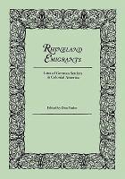 Rhineland Emigrants