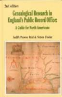 Genealogical Research in England's Public Record Office