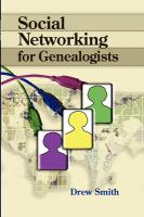 Social Networking for Genealogists