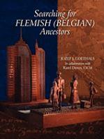 Searching for Flemish (Belgian) Ancestors