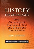 History for Genealogists
