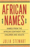 African Names