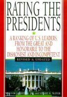 Rating The Presidents