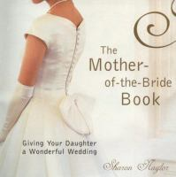The Mother-of-the-bride Book