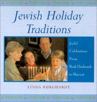 Jewish Holiday Traditions