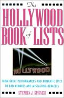 The Hollywood Book of Lists
