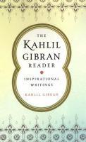 The Kahlil Gibran Reader