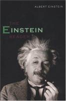 The Einstein Reader