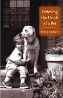 Grieving the Death of A Pet
