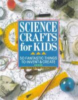 Science Crafts for Kids