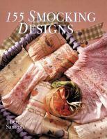 155 Smocking Designs