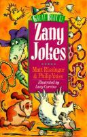 Great Book of Zany Jokes