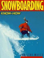 Snowboarding Know-how