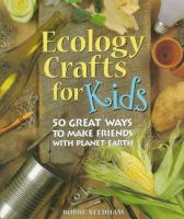 Ecology Crafts for Kids