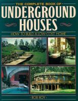 Complete Book of Underground Houses