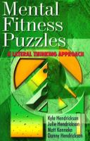 Mental Fitness Puzzles