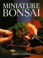 Low-maintenance Bonsai