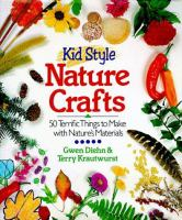 Kid Style Nature Crafts