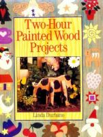 Two-hour Painted Wood Projects