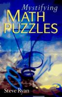 Mystifying Math Puzzles