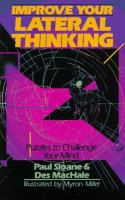 Improve your Lateral Thinking