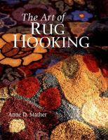Art of Rug Hooking