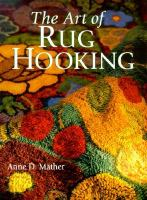 The Art of Rug Hooking