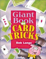 Giant Book of Card Tricks