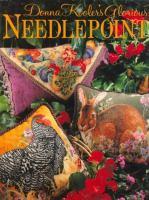 Donna Kooler's Glorious Needlepoint