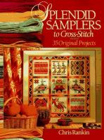 Splendid Samplers to Cross-stitch