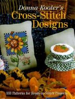 Donna Kooler's Cross-stitch Designs
