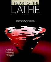 The Art of the Lathe