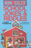 696 Silly School Jokes & Riddles