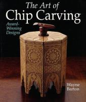 The Art of Chip Carving