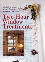 Two-hour Window Treatments