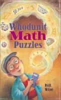 Whodunit Math Puzzles